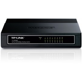 SWITCH 16 PUERTOS RJ-45 NO RACK TP-LINK