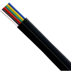 CABLE TELÉFONO 6C PLANO