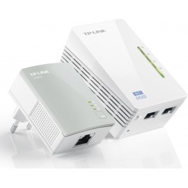 POWERLINE EXTENSOR WIFI 300 Mbps KIT TP-LINK