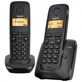 TELÉFONO INALÁMBRICO DUO A120 SIEMENS