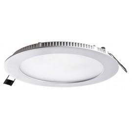 DOWNLIGHT LED PLANO 220V 20W 6000K COLOR BLANCO ALVER