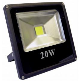 FOCO LED EXTERIOR 20W FRÍO TW EBF