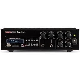 AMPLIFICADOR MEGAFONÍA 30W USB/RADIO FONESTAR