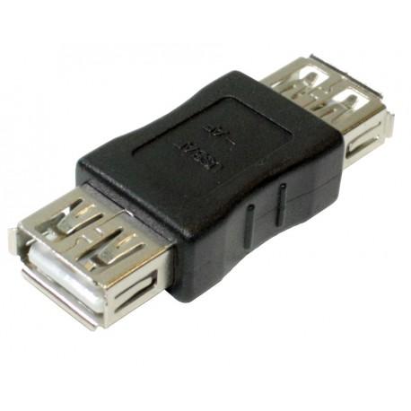 ADAPTADOR USB HEMBRA - HEMBRA DCU basics BLS 1u