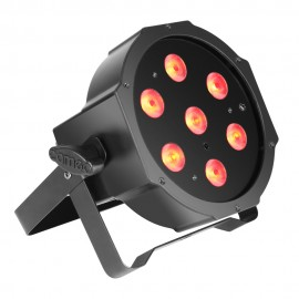 FOCO LED RGB DMX 7x3W MD ADAM HALL