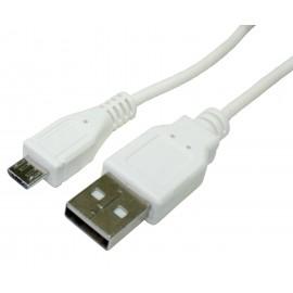 CONEXIÓN USB A MICRO USB PARA CARGA