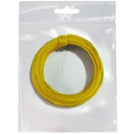 CABLE 0,28 mm AMARILLO ARISTON BOLSA 10m