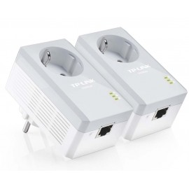 POWERLINE NANO C/ ENCHUFE 500 Mbps PACK TP-LINK PACK 2u