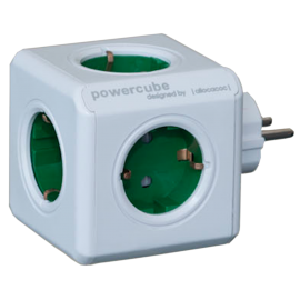 POWERCUBE ORIGINAL VERDE ALLOCACOC