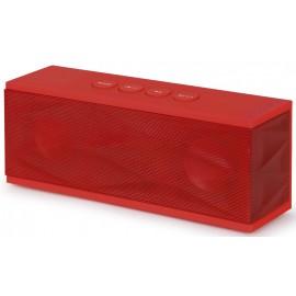 ALTAVOZ MULTIMEDIA USB / SD / FM ROJO FONESTAR
