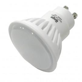 LAMPARA LED GU10 220V 9W 6400K 120º ILOGO