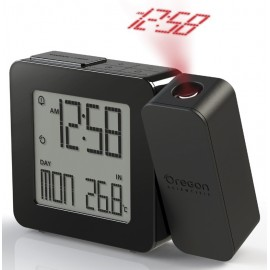 RELOJ  DESPERTADOR C/PROYECTOR OREGON SCIENTIFIC
