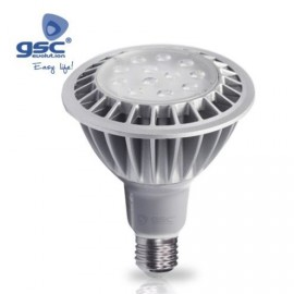 LAMPARA LED PAR30 E27 16W 3000K COB GSC