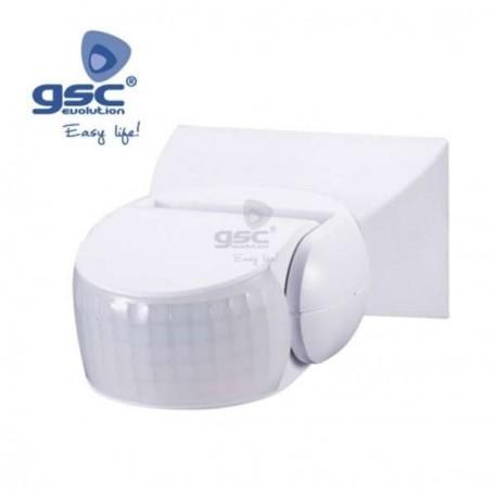 Detector de movimiento 180 ip65 gsc electronica bf sl - Detector de movimiento ...