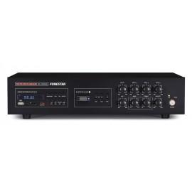 AMPLIFICADOR PA 120W USB / RADIO / BT FONESTAR