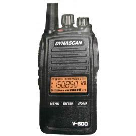 EMISORA VHF COMERCIAL 146-174 MHz DYNASCAN