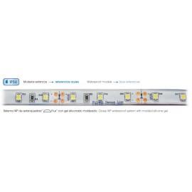 TIRA LED DOMOX ESTANCO BC 12V 300PCS 25W 336LM