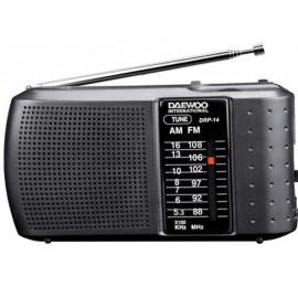 RADIO AM/FM CON ALTAVOZ DAEWOO