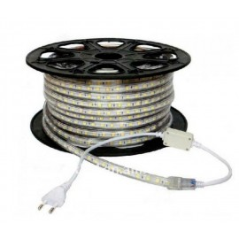 TIRA LED 220V 3000K IP65 (1 m ) ALVER