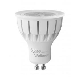 LAMPARA XZENA GU10 COB BN 220V 7/9W 50º FULLWAT