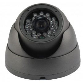 CAMARA CCTV DOMO VARIFOCAL 2,8-12 mm HD 1080p 12V