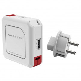 POWER USB PORTABLE HUB EU ALLOCACOC