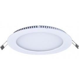 DOWNLIGHT LED EMP REDONDO 220V 9W 3000K ALVER