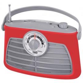 RADIO AM/FM PORTÁTIL SUSI ROJO TREVI