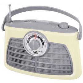 RADIO AM/FM PORTÁTIL SUSI MARFIL TREVI