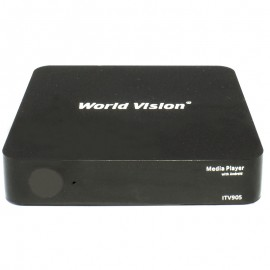 RECEPTOR ANDROID TV BOX WORLD VISION