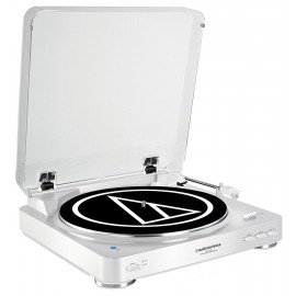 GIRADISCOS BLUETOOTH BLANCO AUDIO-TECHNICA