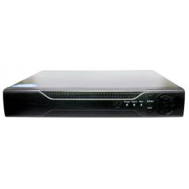 GRABADOR CCTV 4E AUDIO VGA/ HDMI 1080p