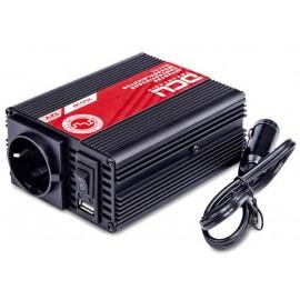 INVERSOR 12Vcc/230vAC 150w SENOIDAL MODIFICADA USB