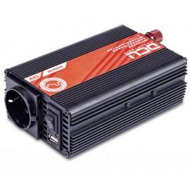INVERSOR 12Vcc/230vAC 600w SENOIDAL MODIFICADA USB