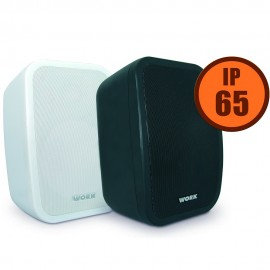 BAFLE 2 VIAS 40W IP-65 BLANCO WORK PAREJA