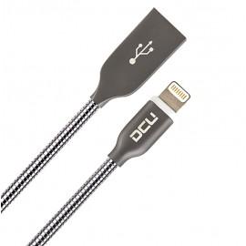 "CONEXIÓN APPLE LIGTNING A USB HEMBRA ""PURE METAL"" 1m DCU"