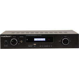 AMPLIFICADOR HI-FI FM / MP3 / BT MADISON