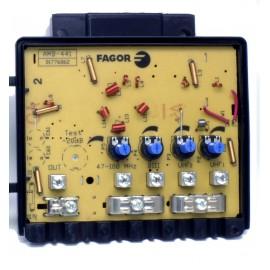 AMPLIFICADOR TV MÁSTIL VHF/2UHF + FUENTE FAGOR