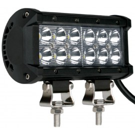 "FOCO LED BARRA 6"" 9-32V 12 LEDS 36W IFC"