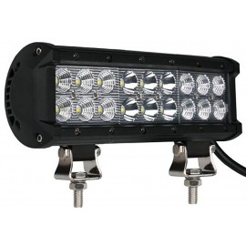 "FOCO LED BARRA 9"" 9-32V 18 LEDS 54W IFC"