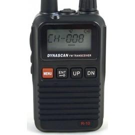 EMISORA UHF PMR446 DYNASCAN (PACK 2)