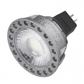 LAMPARA LED MR16 12V 8W 3000k SILVER