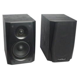 ALTAVOCES AMPLIFICADOS 2x15W MADISON