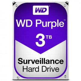 DISCO DURO INTERNO SATA 3TB PURPLE WD