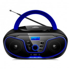 RADIO CD USB/MP3 AZUL DAEWOO