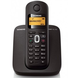 TELÉFONO INALÁMBRICO DECT NEGRO GIGASET