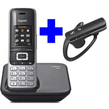 TELÉFONO INALÁMBRICO + BT EZX70 SENNHEISER