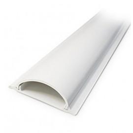 CANAL DE SUELO 10x35mm ADHESIVA PVC 2m GSC