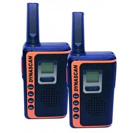 EMISOR UHF PMR-446 DYNASCAN