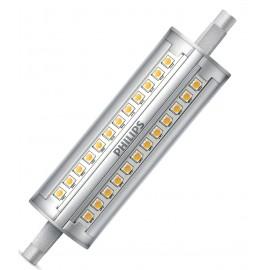 LÁMPARA LINEAL LED R7S DIM 117mm BLANCO FRÍO 14W PHILIPS
